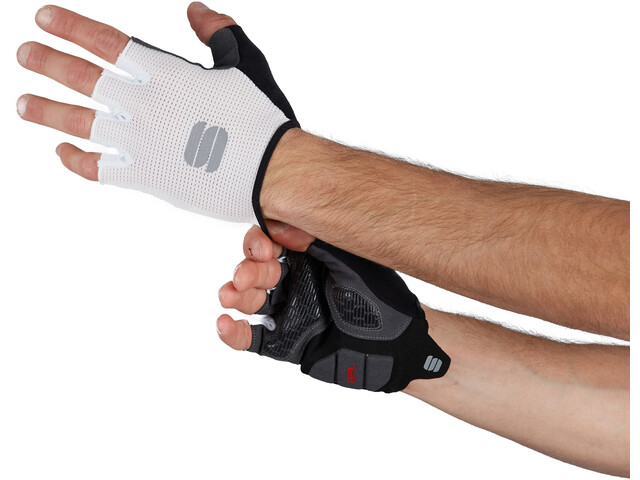 Sportful TC Handschuhe white